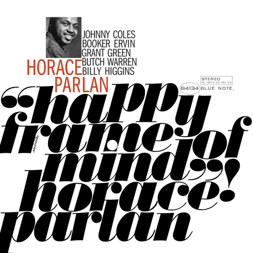 Horace Parlan Happy Frame Of Mind 180g 45rpm 2LP