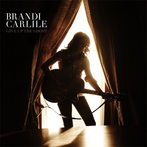 Brandi Carlile Give Up the Ghost Numbered Limited Edition 180g LP