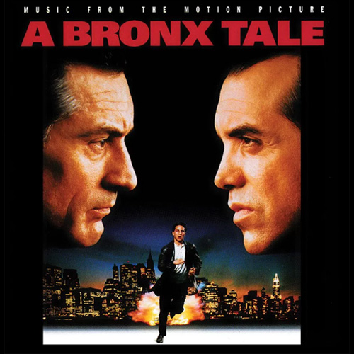 A Bronx Tale Soundtrack Numbered Limited Edition 2LP (Blood Pool Vinyl)