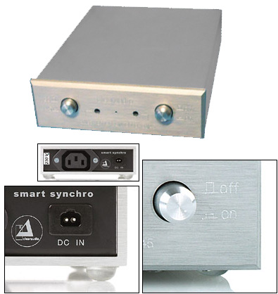 Clearaudio Smart Syncro Speed Controller