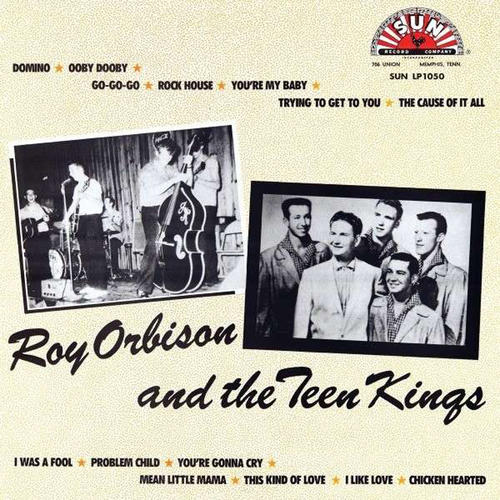 Roy Orbison Roy Orbison And The Teen Kings 180g LP