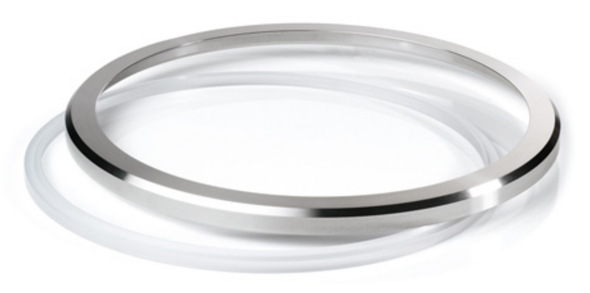 Clearaudio Stainless Steel Outer Limit Ring Clamp & Locator