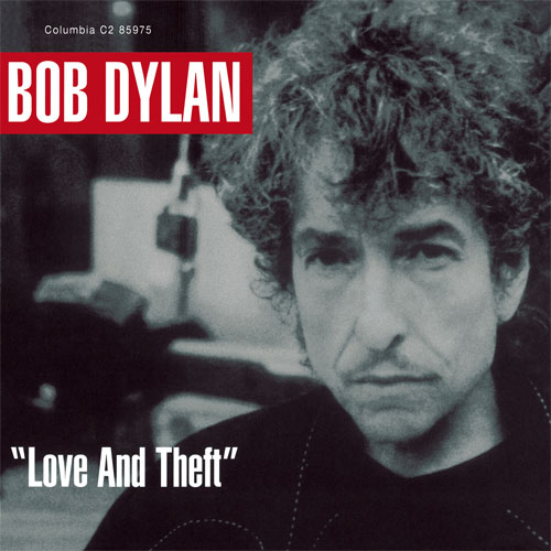 Bob Dylan Love and Theft 180g 2LP