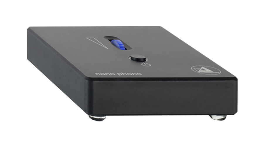 Clearaudio Nano V2 Black MM/MC Phono Stage