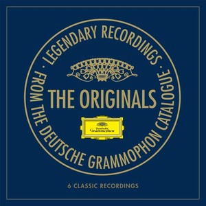 The Originals: Legendary Recordings from the Deutsche Grammophon Catalogue Numbered Limited Edition 180g 6LP