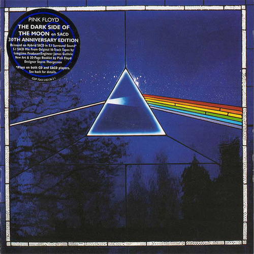 Pink Floyd The Dark Side Of The Moon SACD