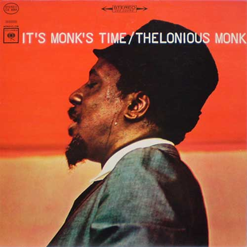 Thelonious Monk It's Monk's Time 180g LP