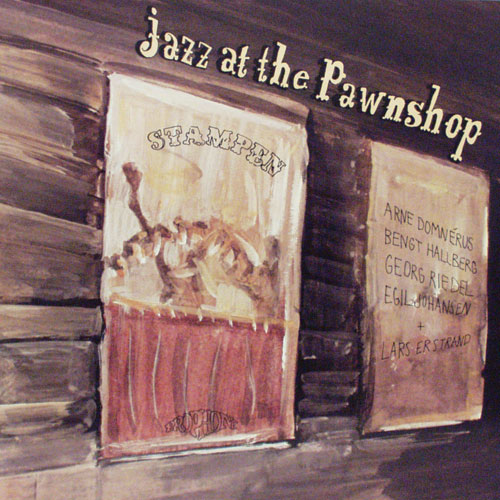 Jazz At The Pawnshop Hybrid Multi-Channel & Stereo 2SACD