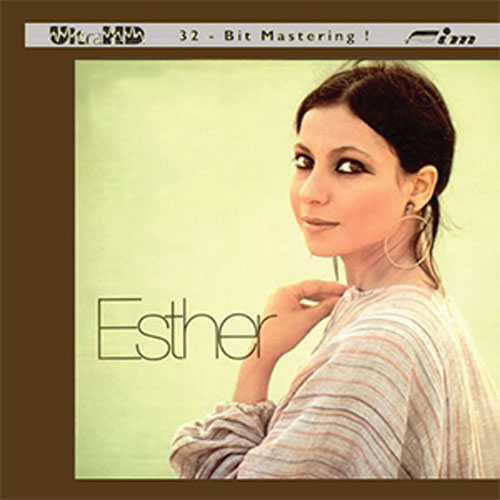 Esther Ofarim Esther Limited Edition Ultra HD CD