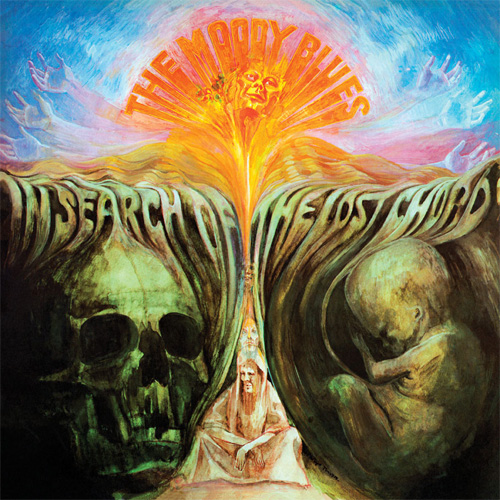The Moody Blues In Search Of The Lost Chord 180g LP
