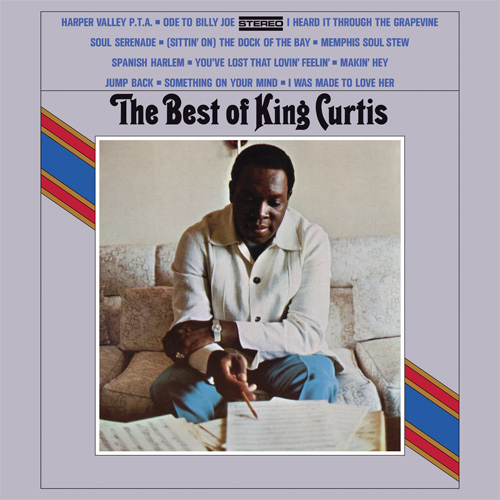 King Curtis The Best of King Curtis 180g LP