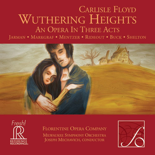 Floyd Wuthering Heights An Opera In Three Acts Hybrid Multi-Channel & Stereo 2SACD