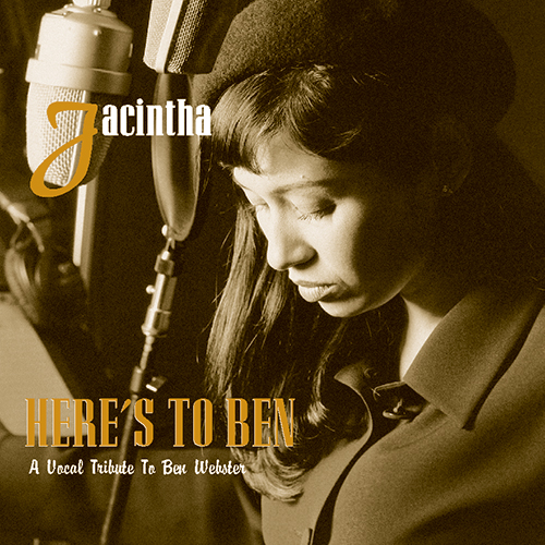 Jacintha Here's To Ben A Vocal Tribute To Ben Webster 180g 45rpm 2LP