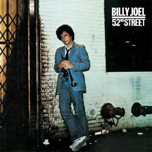 Billy Joel 52nd Street Numbered Limited Edition 180g LP