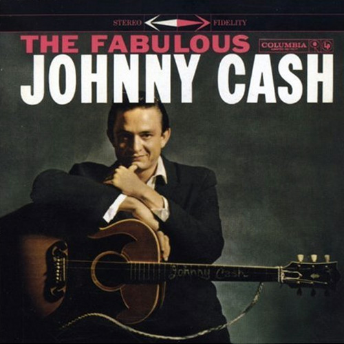 Johnny Cash The Fabulous Johnny Cash Numbered Limited Edition 180g LP