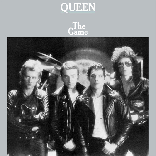 Queen The Game Half Speed Mastered 180g LP