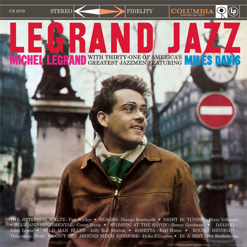 Michel Legrand Legrand Jazz Numbered Limited Edition 180g LP
