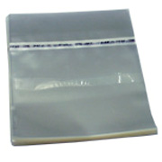 """Japanese 7"""" Vinyl Resealable Outer Sleeves (100 Pack)"""