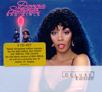 Donna Summer Bad Girls Deluxe Edition CD