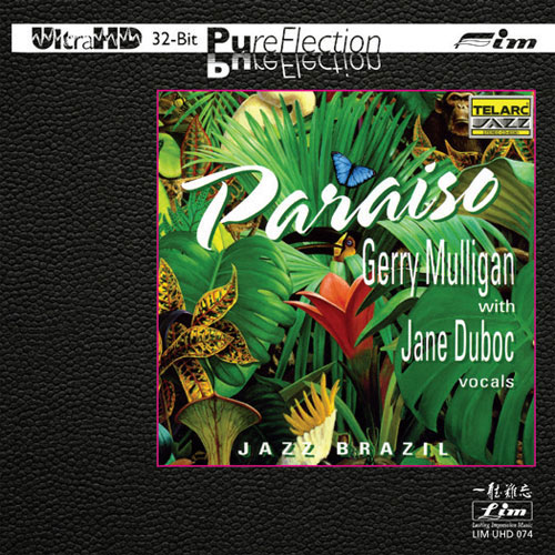Gerry Mulligan & Jane Duboc Paraiso Limited Edition Ultra HD CD