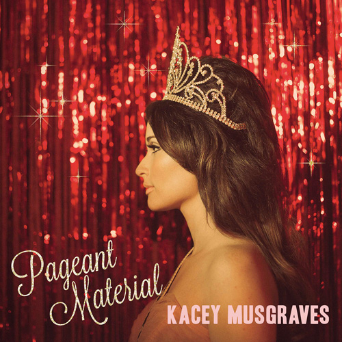 Kacey Musgraves Pageant Material 150g LP (Pink Vinyl)