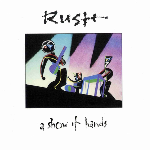 Rush A Show of Hands 200g Direct Metal Master 2LP