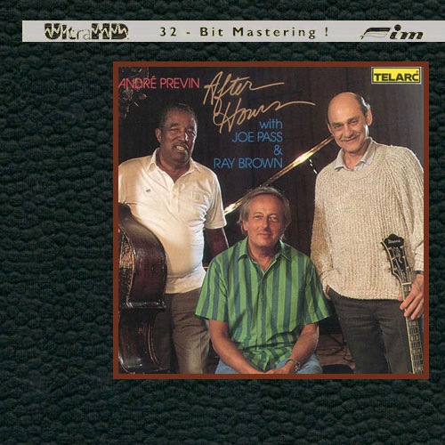 Andre Previn, Joe Pass & Ray Brown After Hours Ultra HD CD