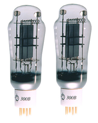 EAT 300B Triode Tubes (One Matched Pair)