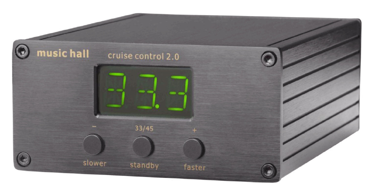 Music Hall Cruise Control 2.0 MMF-Turntable Speed Control