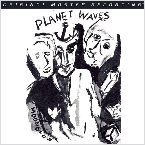 Bob Dylan Planet Waves Numbered Limited Edition 180g LP