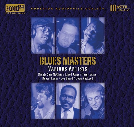 Blues Masters Volume One XRCD24
