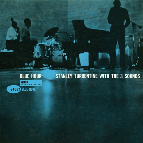 Stanley Turrentine with The 3 Sounds Blue Hour 180g LP