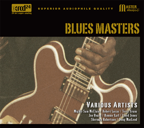 Blues Masters Volume Two XRCD24