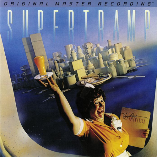 Supertramp Breakfast In America Numbered Limited Edition 180g LP