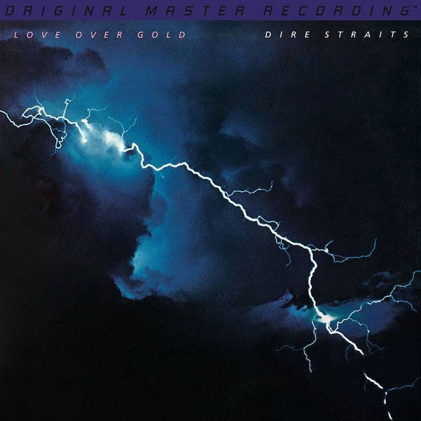 Dire Straits Love Over Gold Numbered Limited Edition 45rpm 180g 2LP