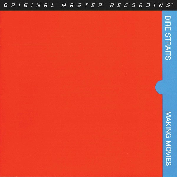 Dire Straits Making Movies Numbered Limited Edition 45rpm 180g 2LP