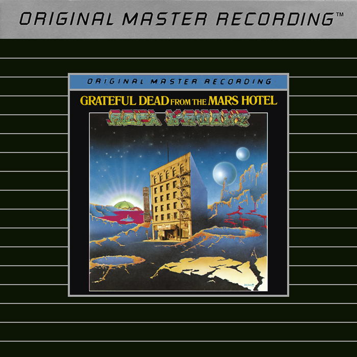 The Grateful Dead From The Mars Hotel CD