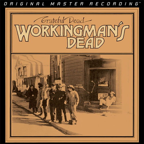 The Grateful Dead Workingman's Dead Numbered Limited Edition Hybrid Stereo SACD