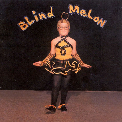 Blind Melon Blind Melon Numbered Limited Edition 180g Import LP (Bee-Colored Vinyl)
