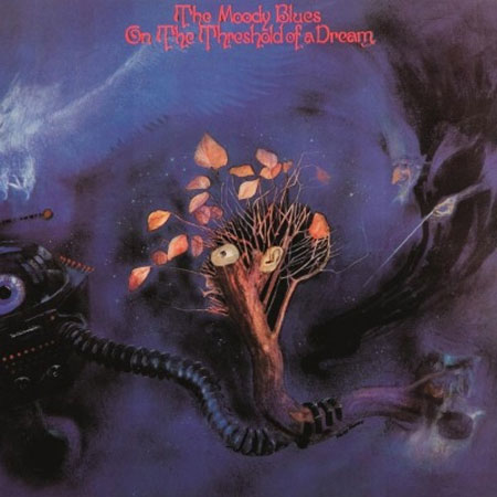 The Moody Blues On The Threshold Of A Dream 180g Import LP