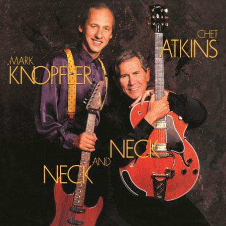 Mark Knopfler and Chet Atkins Neck and Neck 180g Import LP