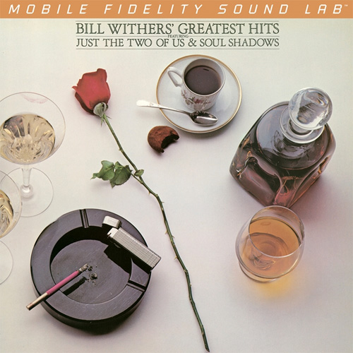Bill Withers Bill Withers' Greatest Hits Numbered Limited Edition Hybrid Stereo SACD