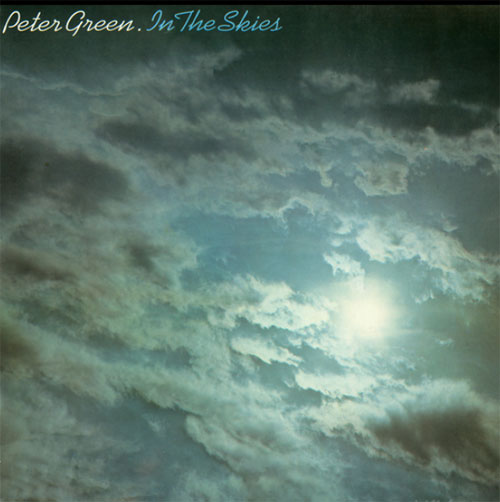 Peter Green In The Skies 180g Import LP