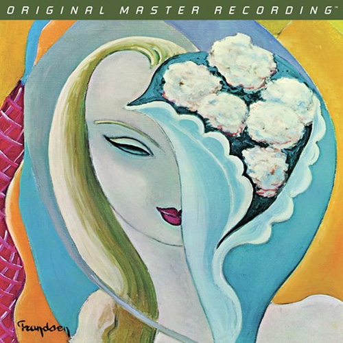 Derek & The Dominos Layla and Other Assorted Love Songs Numbered Limited Edition Hybrid Stereo SACD