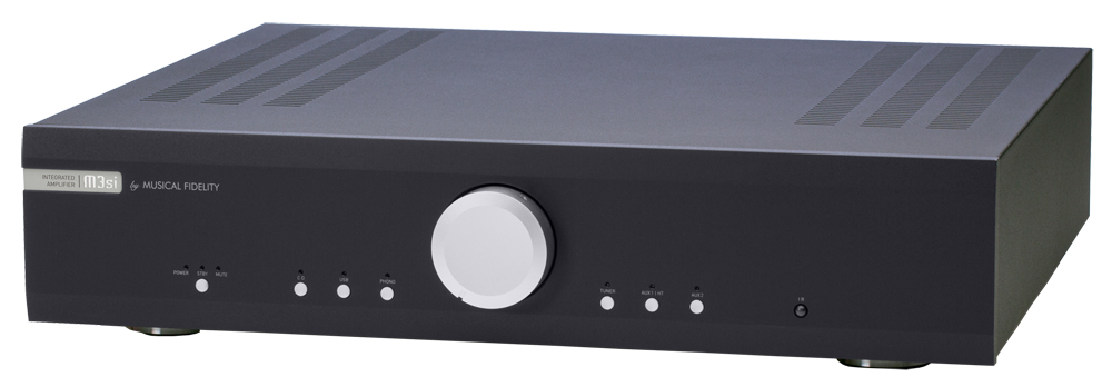 Musical Fidelity M3si Integrated Amplifier (Black)