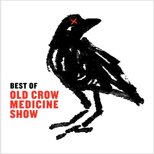 "Old Crow Medicine Show Best Of 180g LP & 7"" Red Vinyl Single"