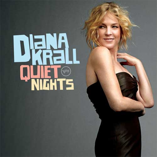Diana Krall Quiet Nights Numbered Limited Edition 180g 45rpm 2LP