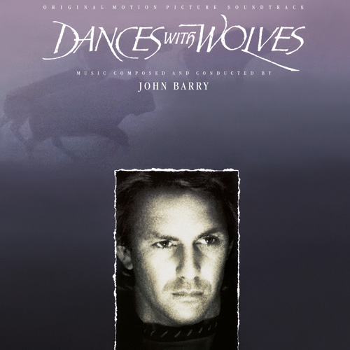 John Barry Dances with Wolves Soundtrack Numbered Limited Edition 180g 45rpm 2LP
