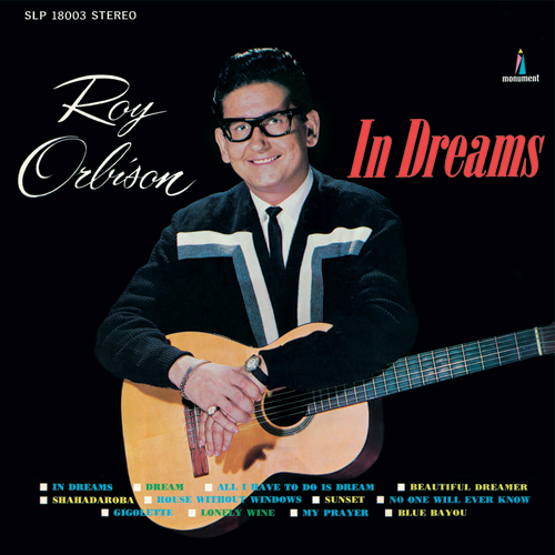 Roy Orbison In Dreams Numbered Limited Edition 180g 45rpm 2LP