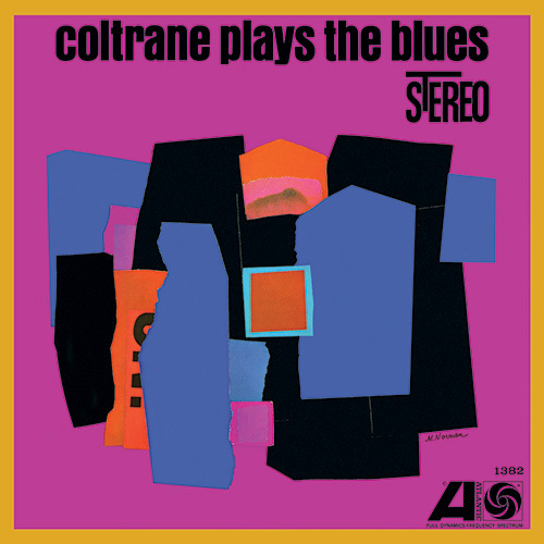 John Coltrane Coltrane Plays The Blues Numbered Limited Edition 180g 45rpm 2LP